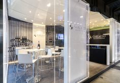 Stand for the wineries Conte Collalto - Vinitaly 2013
