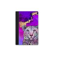 iPad Mini Bright Cheetah Purple - iPad Mini Tablet Case Vers 1,2,3