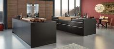 Küchen › Küchen | Marken-Einbauküchen der LEICHT Küchen AG