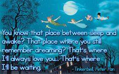 Disney quotes - Peter Pan