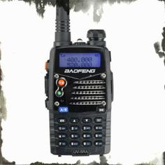 baofeng- a preppers guide to ham radio