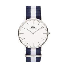 Relógio DANIEL WELLINGTON Classic Glasgow - DW00100018   Bluebird