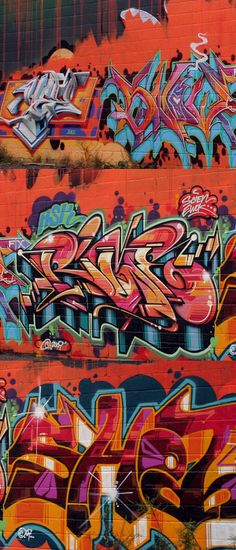 Graffiti, New York City