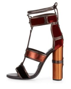 Gladiator-Womens-Ankle-Strap-Hollow-Out-Sandal-Lace-Up-Party-Block-Roma-Shoes
