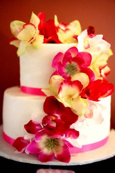 Cake- Floral Theme