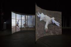 Joan-Jonas-Light-Time-Tales-2014.-Installation-views-Fondazione-HangarBicocca-Milano.-Photo-by-Agostino-Osio.-Courtesy-Fondazione-HangarBicocca-Milano-4
