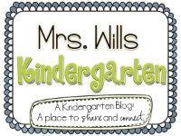 Mrs. Wills Kindergarten great blog of ideas.  Move to misc