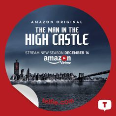 The Man In The High Castle (2015) Season 2 Coming Soon #1