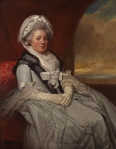 Mrs Uppleby. Private collection, UK
