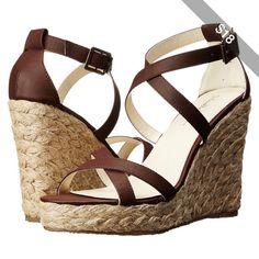 Gabriella Rocha Monica Women's Wedge Shoes, Brown