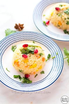This Vegetable Couscous Pilaf is a healthy and delicious meal for the whole family. www.easybabymeals.com
