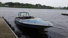 Johnson on Mini Raven Ski Boat Ski Boats, Junk Mail, Speed Boats, Water Crafts, Raven, Skiing, Mini, Ski, Fast Boats