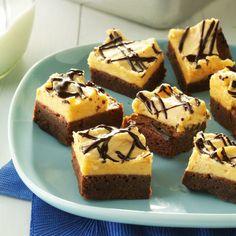 brownie als dessert