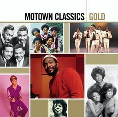 I love this album, Motown Classics Gold (2 CD), from Various Artists. More info from the Classic Motown website at http://classic.motown.com