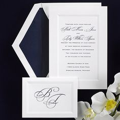 #Wedding #blue invitations ... #retro wedding ... Wedding ideas for brides, grooms, parents & planners ... https://itunes.apple.com/us/app/the-gold-wedding-planner/id498112599?ls=1=8 … plus how to organise an entire wedding, without overspending ♥ The Gold Wedding Planner iPhone App ♥