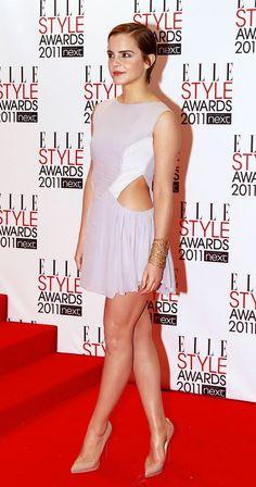 Hakaan - Elle Style Awards, February 2011