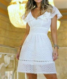 Simple Dresses, Pretty Dresses, Beautiful Dresses, Casual Dresses, Short Sleeve Dresses, Chic Outfits, Dress Outfits, Fashion Dresses, Boho Fashion