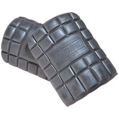 Foam kneepads can put a stop to some of the biggest knee problems. The form-fitting foam is weightless when walking but gives protective cushion when you need it. Years of working without kneepads will sideline even the toughest tradesmen. Functional, weightless kneepads can add years to your working life.