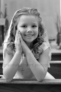 first communion, gracefully elegant photography , rosary