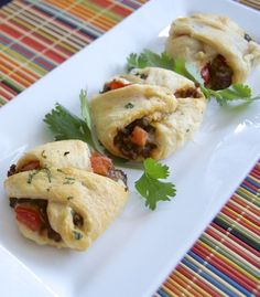 Taco Pockets - Revisited! - 365 Days of Baking