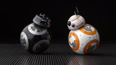 @bb9evil on Instagram, @bb9evil_evilbb8 on Twitter #bb9E #bbhate Kylo Ren droid #kyloren First Order #FirstOrder The last Jedi #THeLastJedi bb-9E Kylo Ren First Order droid Sphero BB-8