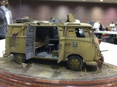 Awesome Type 2 model from NNL West Santa Clara 2014.