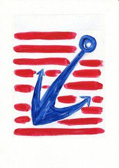 Anchor Acrylic watercolor