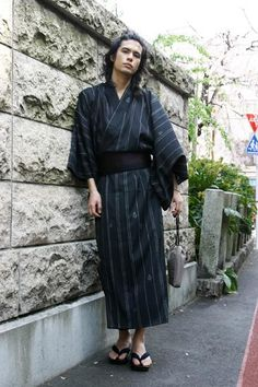 different traditional japanese men's clothing (7)