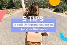 5 Tips to Find Instagram Influencers for Your Business - Later Blog Find Instagram, Instagram Influencer, Influencer Marketing, Personal Branding, Girl Boss, Storytelling, Social Media, Learning, Business
