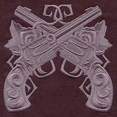 Baroque Punk Revolvers_image
