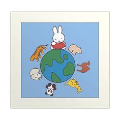 Miffy Animals Globe