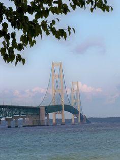 """Mackinaw Bridge"" always begins the vacation up north."