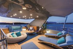 Nameless - A Beautiful and Unusual Superyacht