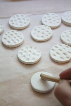 Make this Homemade Holiday Gift: Clay Magnets