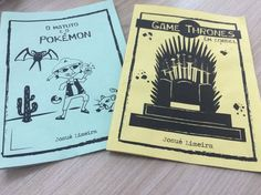 Escritor pernambucano adapta 'Game Of Thrones' e 'Pokémon' para cordel
