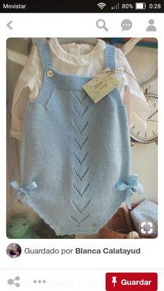 Newborn Crochet Patterns, Baby Girl Patterns, Baby Blanket Crochet, Crochet Baby, Tricot Baby, Baby Sweater Knitting Pattern, Diy Shorts, Baby Pullover, Romper Pattern