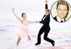 Derek Hough: It Was an Honor to Work on Meryl Davis and Charlie White's Olympic Routine.