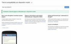 Oggi è il mobilegeddono di Google #google #motorediricerca