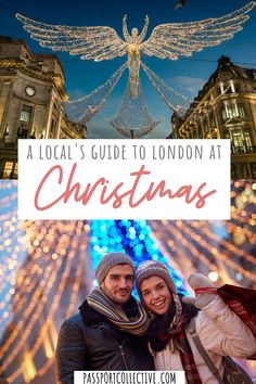 A local's guide to what you must do in London at Christmas. Enjoy the festive season with tips, tricks and essential London Christmas experiences. Everything you wanted to know about celebrating in Christmas in London - we've got you covered! London Christmas, Christmas Travel, Christmas Christmas, Christmas Lights, Weekend Breaks Europe, Weekend City Breaks, Travel Europe, Travel Uk, Travel England
