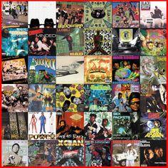 100 essential Hip Hops Albums