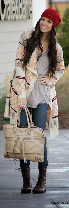 #fall fashion, #fall street style, #fall flare