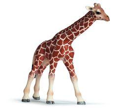 Schleich - Figura cría de jirafa (14321): Amazon.es: Juguetes y juegos