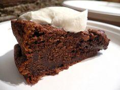 Azo Family Chocolate Cake - The Wednesday Chef