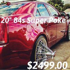 Authorized Texan Wire Wheel Dealer -             call (850) 490-0512 #streetlabcustoms #swangas #texas #florida #pokin #caddy #cadillac #eldorado #challenger #camaro #charger #suv #truck #car #chevrolet #dodge #nissan #caprice #dodge #impala #luxury #box #bubble #donk #lexus #benz #bmw #300 #whips #dealsonwheels #rides #dealsonrims #dealsontires #hot #toyota #GMC #fordtruck #GMCtruck #bigbody #customrims #audio #tires #classic #modern #vintage #vehicles