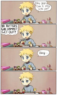 It's Butters by KataChan.deviantart.com on @deviantART