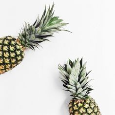 Pineapples + fruity cocktails on the mind.