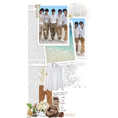 """""""SS501"""" by supercnfinite on Polyvore"""
