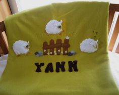 ♥♥♥ Ovelhinhas para o Yann... by sweetfelt \ ideias em feltro, via Flickr