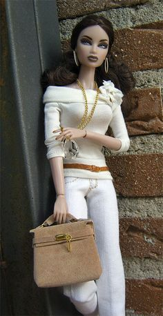 Oh sole mio Fashion for Silkstone Barbie and by Delmoltoamore, $49.90