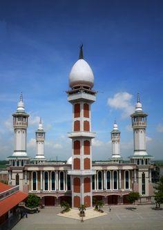 Masjid Luhur Nur Hasan | Jombang | Masjid - SkyscraperCity